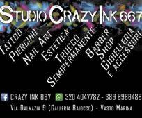 STUDIO CRAZY INK 667