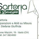 SARTORIA & DESIGN