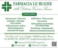 FARMACIA LE RUGHE