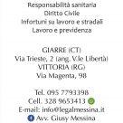 STUDIO LEGALE AVV. GIUSEPPINA MESSINA