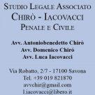 CHIRÒ - IACOVACCI