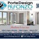 PORTE DESIGN ALFONZO