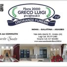 FLORA 2000 GRECO LUIGI ONORANZE FUNEBRI