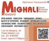 MIGHALI GIOVANNI