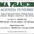 DUMA FRANCESCO AGENZIA FUNEBRE
