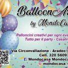 BALLOON ART BY MONDO CASA