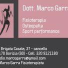 DOTT. MARCO GARRA