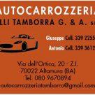 AUTOCARROZZERIA F.LLI TAMBORRA G. & A.