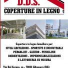 D.D.S. COPERTURE IN LEGNO