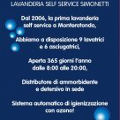 LAVANDERIA SELF SERVICE SIMONETTI