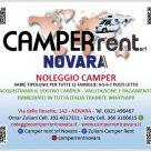 CAMPER RENT NOVARA