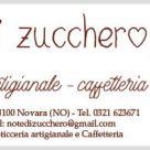NOTE DI ZUCCHERO