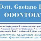 DOTT. GAETANO DI LENA ODONTOIATRA