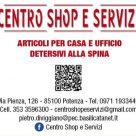 CENTRO SHOP E SERVIZI