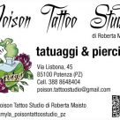 POISON TATTOO STUDIO