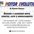 MOTOR EVOLUTION