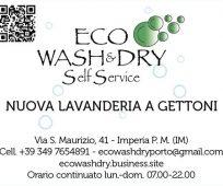 ECO WASH & DRY
