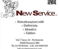 NEW SERVICE