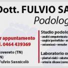 DOTT. FULVIO SANNICOLÒ PODOLOGO