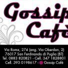 GOSSIP CAFÈ