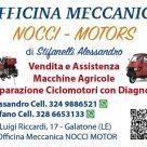 NOCCI - MOTORS
