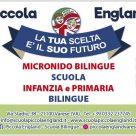 PICCOLA ENGLAND