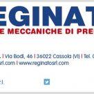 REGINATO OFFICINE MECCANICHE DI PRECISIONE