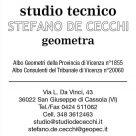 STUDIO TECNICO STEFANO DE CECCHI GEOMETRA