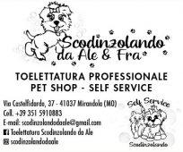 SCODINZOLANDO DA ALE & FRA