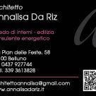 ARCHITETTO ANNALISA DA RIZ