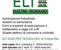 ELT ELECTRO TECNOLOGY
