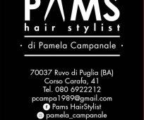 PAMS HAIR STYLIST