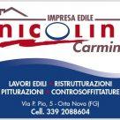 IMPRESA EDILE NICOLINI CARMINE