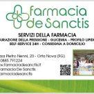 FARMACIA DE SANCTIS