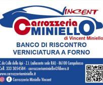 VINCENT CARROZZERIA MINIELLO