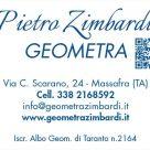 PIETRO ZIMBARDI GEOMETRA
