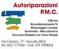 AUTORIPARAZIONI P.M.C.