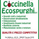 COCCINELLA ECOSPURGHI