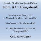 STUDIO OCULISTICO SPECIALISTICO DOTT. A.C. LONGOBARDI