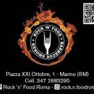 ROCK 'N' FOOD