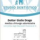 DOTTOR GIULIO DRAGO