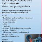 OSTEOPATA CASSINARI ALESSIA