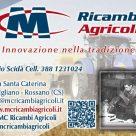 MC RICAMBI AGRICOLI