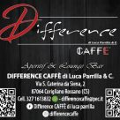DIFFERENCE CAFFE'