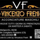 VINCENZO FRENI ACCONCIATURE MASCHILI