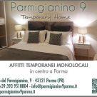PARMIGIANINO 9 TEMPORARY HOME