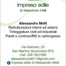 IMPRESA EDILE DI ALESSANDRO MELLI