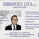 EMMANUELI LUCA ONORANZE FUNEBRI