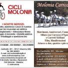 MOLONIA CARROZZE