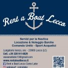 RENT A BOAT LECCO